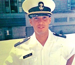 USNA MIDSHIPMAN OFFICER VICTOR HUGO VACA II USNA 93
