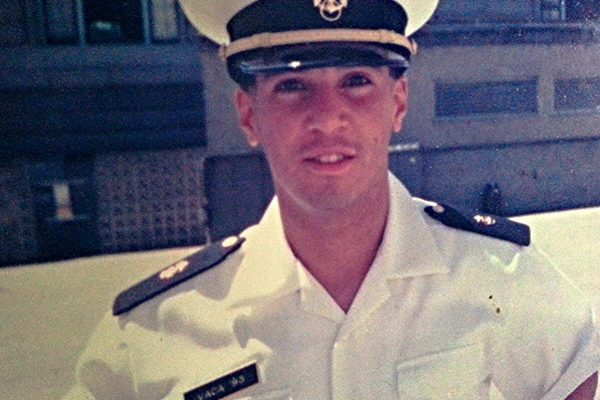 Midshipman Officer Victor-Hugo Vaca II