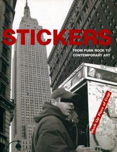 Sticker Book FromPunk Rock To Contemporary Art