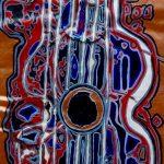 Modern Art Music Movement Prince Guitar