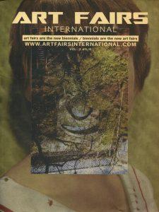 Art Fair International Featuring Article About Victor-Hugo Vaca Jr.'s Award Winning Art Website