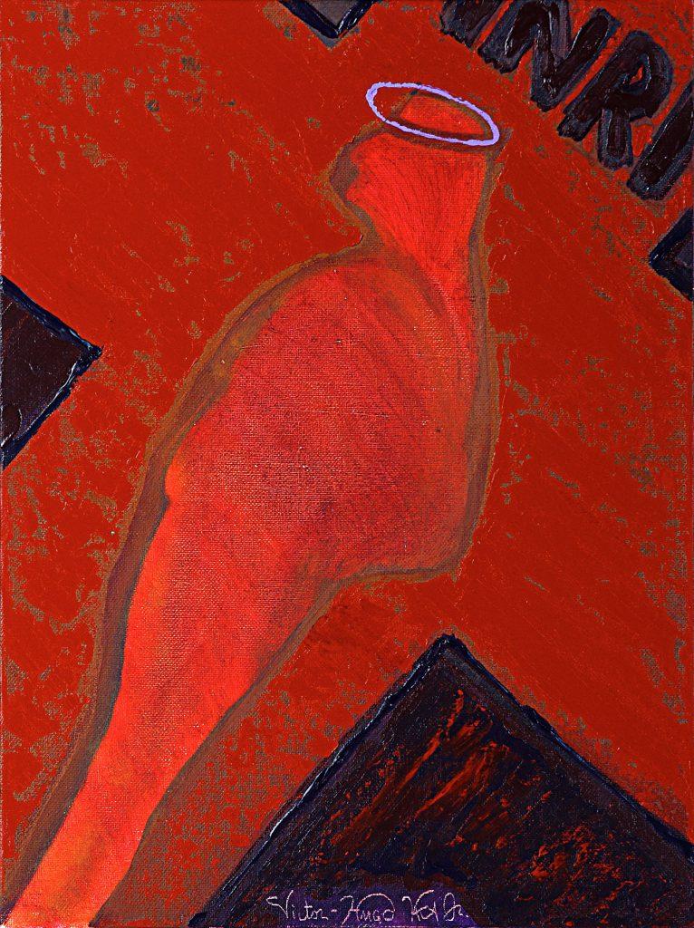 Victor Hugo Art Modern Crucifixion