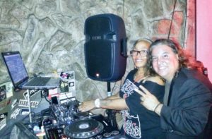 DJ Breeze (DC) with Maverick Artist Victor Hugo