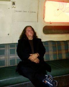 Maverick Artist Victor Hugo Backstage