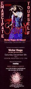 VICTOR HUGO VACA II ART BASEL MIAMI