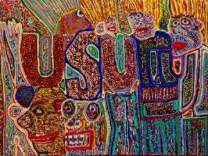 VICTOR HUGO VACA JR ART
