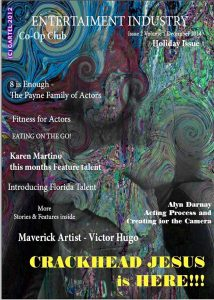LAURENCE GARTEL MAVERICK ARTIST VICTOR HUGO VACA II PORTRAIT MODERN ART MUSIC MOVEMENT