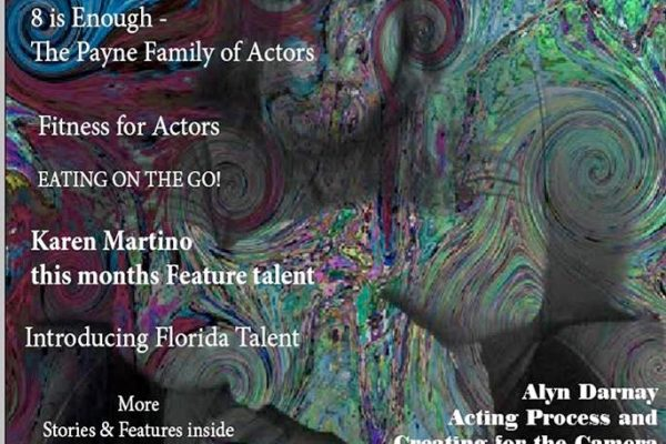 LAURENCE GARTEL MAVERICK ARTIST VICTOR HUGO VACA II PORTRAIT MODERN ART MUSIC MOVEMENT