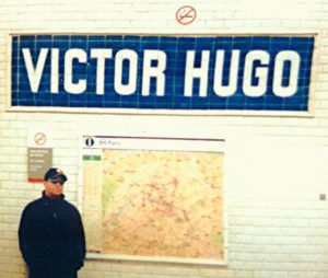 MAVERICK ARTIST VICTOR HUGO VACA II PARIS FRANCE