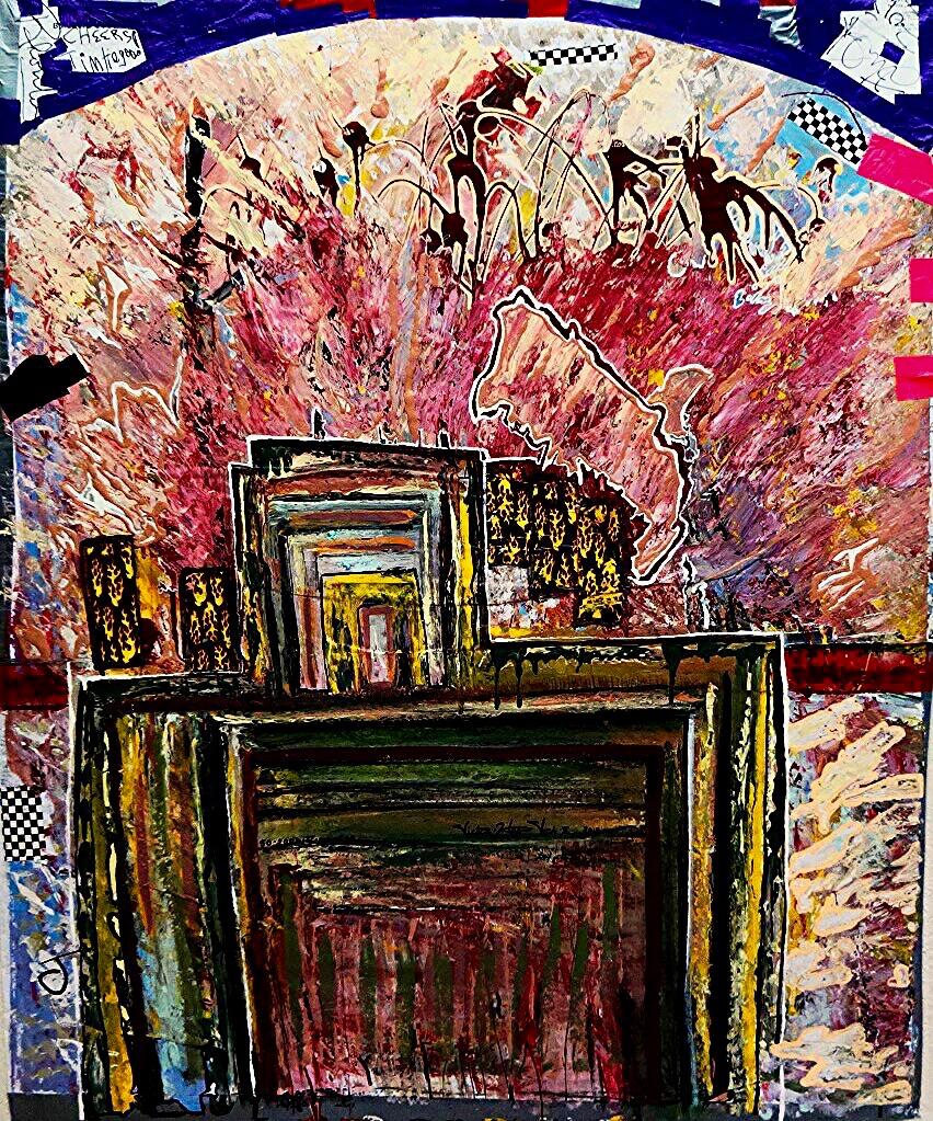 JOHN WAITE VICTOR HUGO VACA JR MODERN ART MUSIC MOVEMENT