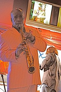 GRAMMY NOMINATED SAX LEGEND, LEO CASINO, AND MAVERICK ARTIST VICTOR HUGO CREATE TIMELESS MODERN-ART-GONZO JOURNALISM WITH THE MODERN ART MUSIC MOVEMENT IN FLORIDA: Multicultural Artists Bring Global Attention To Under-Reported Donald Trump Vs. Hillary Clinton Election Issues Emanating Out Of Florida That Could Influence 2016 Election As It Did In 2000 Bush Vs. Gore Appointment By Florida Supreme Court Of US President Not Elected By American Voters.