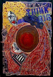 MAVERICK ARTIST VICTOR HUGO VACA JR LOVE CHANGE YOU CAN BELIEVE IN