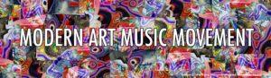 ART VICTOR HUGO MODERN ART MUSIC MOVEMENT