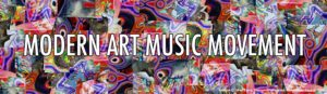 ART VICTOR HUGO MODERN ART MUSIC MOVEMENT