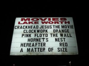 CRACKHEAD JESUS: THE MOVIE MARQUEE