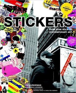 STICKER BOOK VICTOR HUGO VACA JR