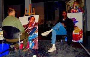 MODERN ART MUSIC MOVEMENT BARNABY RUHE
