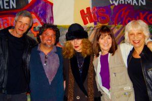 ARTISTS DAVID HATCHETT, VICTOR HUGO VACA JR, LADY JANE, LILLY HATCHETT