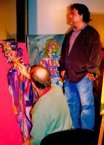 MODERN ART MUSIC MOVEMENT VICTOR HUGO VACA JR BURNABY RUHE