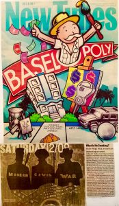 NEW TIMES ART BASEL VICTOR HUGO VACA JR.
