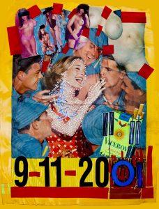 ART VICTOR HUGO VACA JR 911 WORLD TRADE CENTER