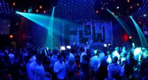 NIGHTCLUB INTERIOR DECOR ART VICTOR HUGO VACA JR