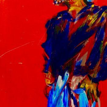ARTIST VICTOR HUGO PORTRAIT