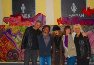 MODERN ART MUSIC MOVEMENT LILY HATCHETT DAVID HATCHETT LADY JANE VICTOR HUGO VACA JR