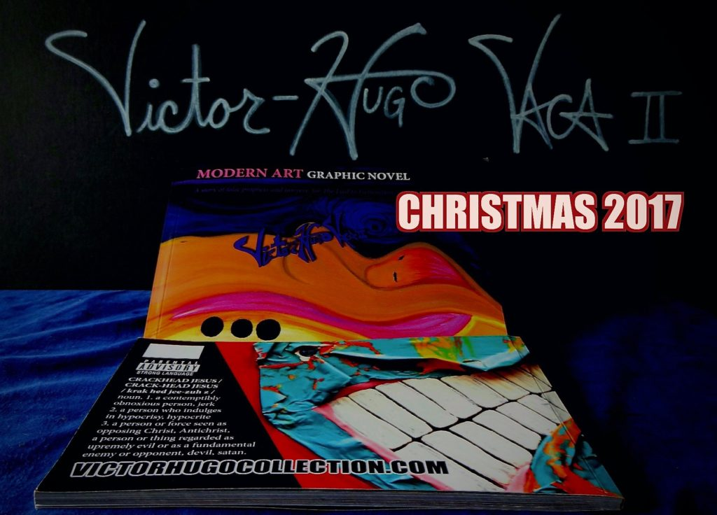 Victor Hugo Christmas Art