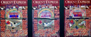 Victor Hugo Art Orient Express
