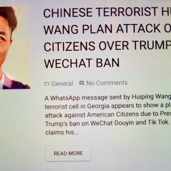 tik tok ban wechat knight wilde huiping wang